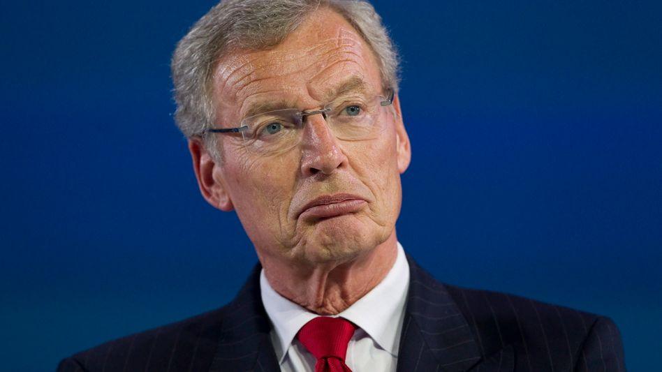 Gerhard Cromme: Der Chefaufseher von ThyssenKrupp hält die Vorwürfe für gegenstandslos
