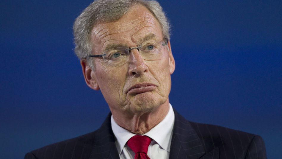 Siemens-Aufsichtsratschef Gerhard Cromme: Weiter unter Druck
