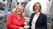 Lufthansa bekommt E-Kerosin aus dem Emsland