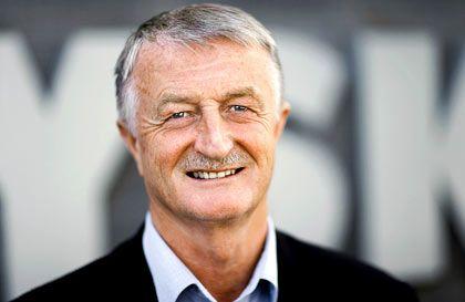 Alleinherrscher im Dänischen Bettenlager: Unternehmer Larsen