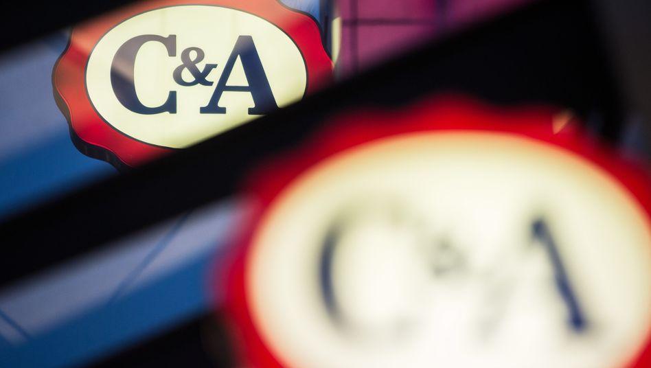 Neue Führung: Logo von C&A