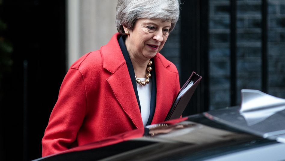 Theresa May: Gegenwind im Unterhaus