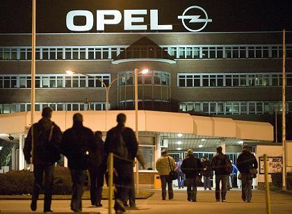 Demo bei Opel: Auch an den Standorten Kaiserslautern und Eisenach sind Proteste geplant