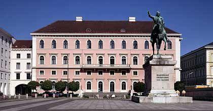 Bleibt in München: Zentrale von Siemens