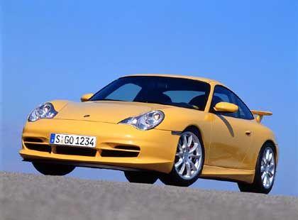 Kultauto mit riesiger Fangemeinde: Der 911er (hier als GT3) verkauft sich seit fast vier Jahrzehnten