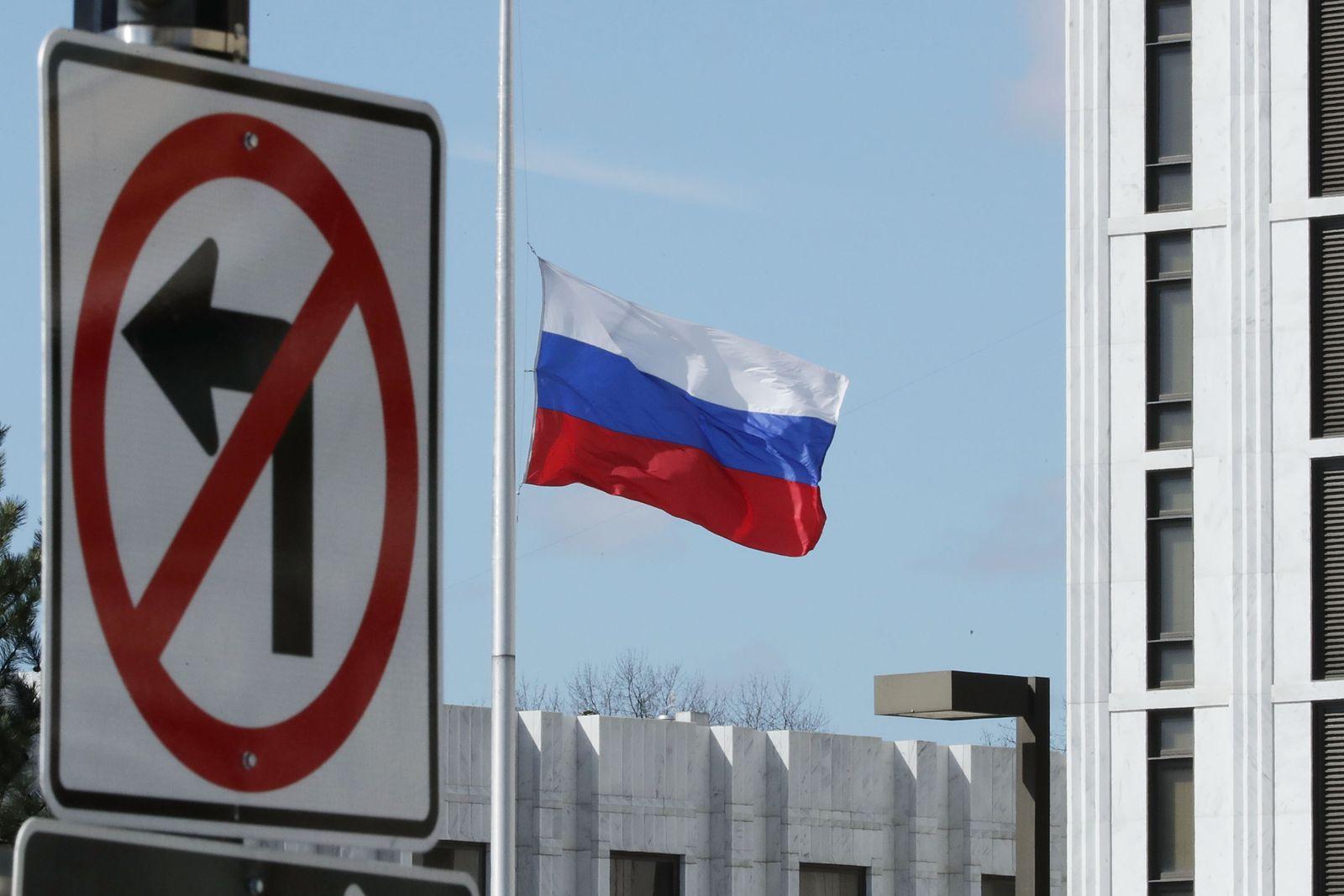 USA/ Sanktionen/ Russland/ China
