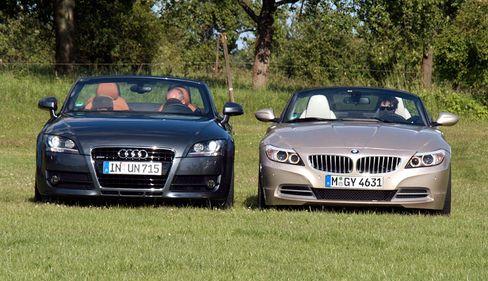 Stillstand in der Oberklasse: Audi fällt wieder zurück, BMW hofft auf die kommenden Monate