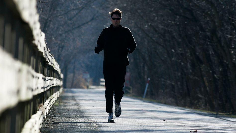 Laufen: Entspannung, Training - und Lehrstunde?