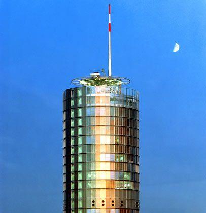 Neue Konzernstruktur in der Schublade: RWE-Turm in Essen