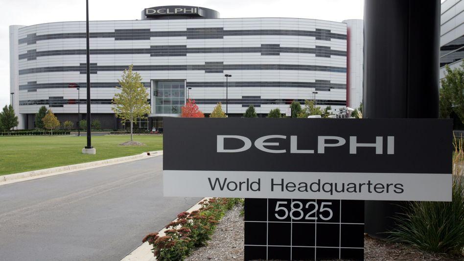 Billiger Börsengang: Für den Hedgefonds von John Paulson dürfte der Delphi-Deal trotzdem einen satten Gewinn gebracht haben