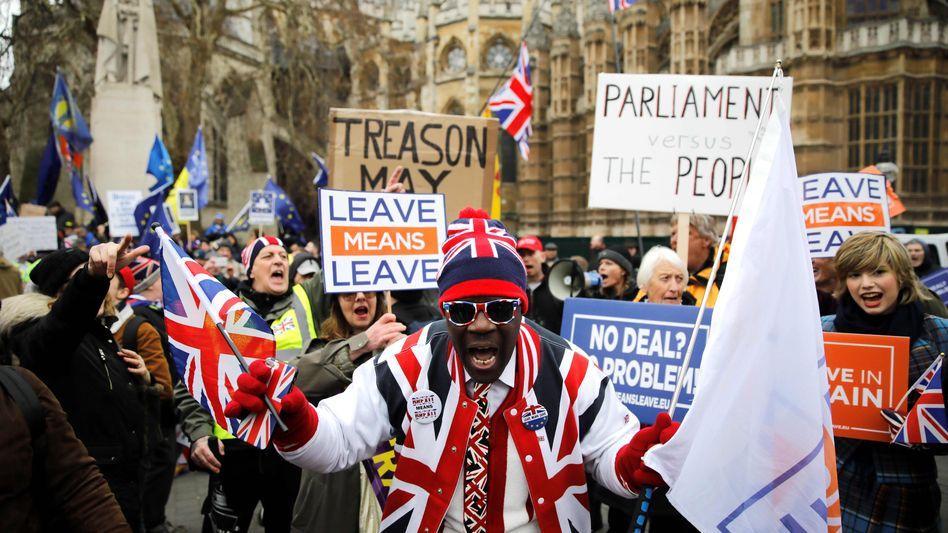 +++ Livestream +++: Brexit-Debatte und Abstimmung im Unterhaus