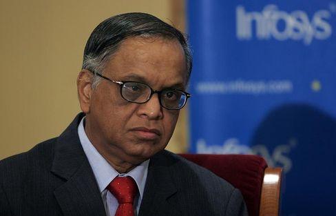 """Infosys-Chef Narayana Murthy: """"CDS sind an Indien vorbeigegangen"""""""