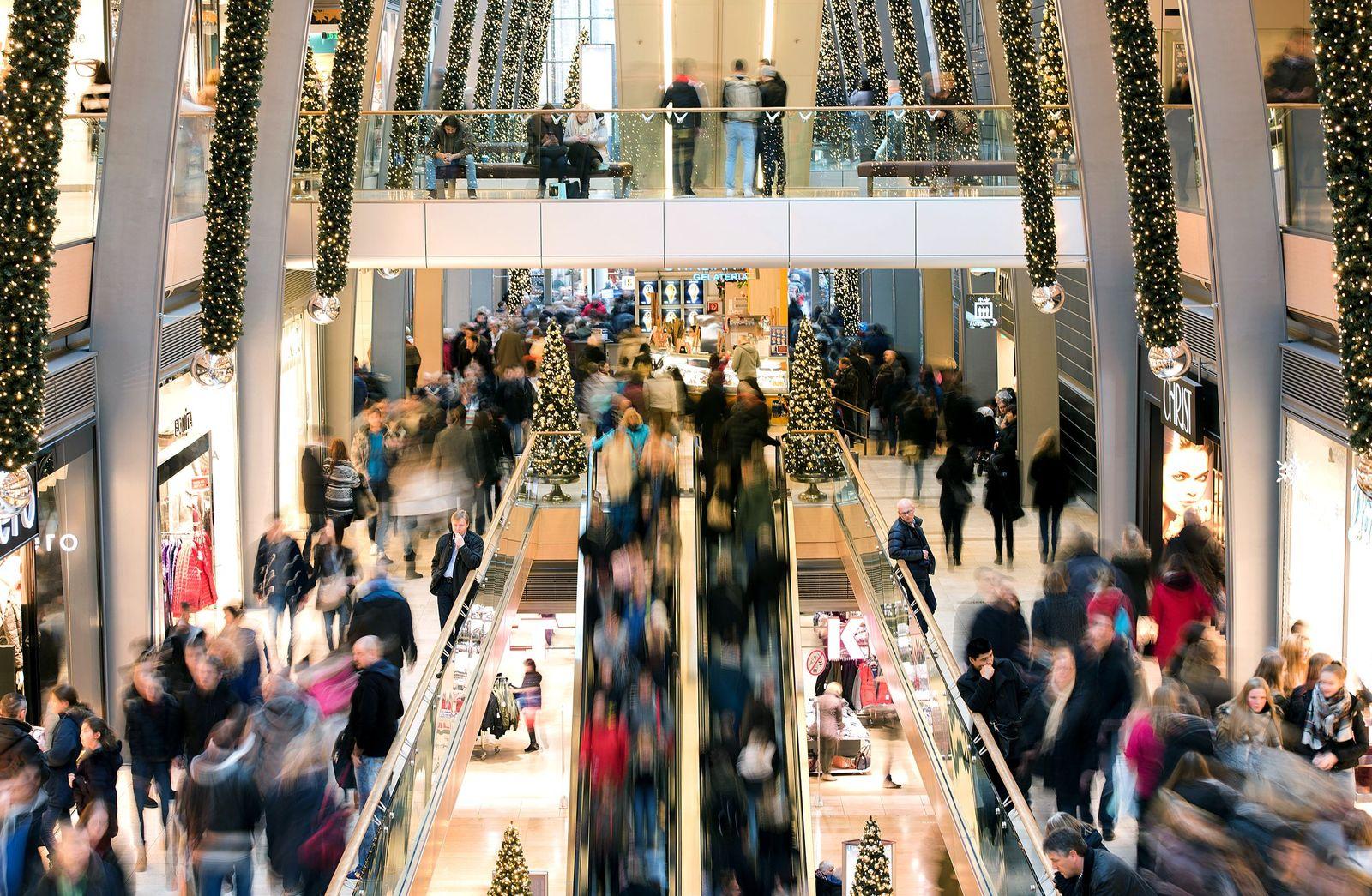 Konsum/ Weihnachten