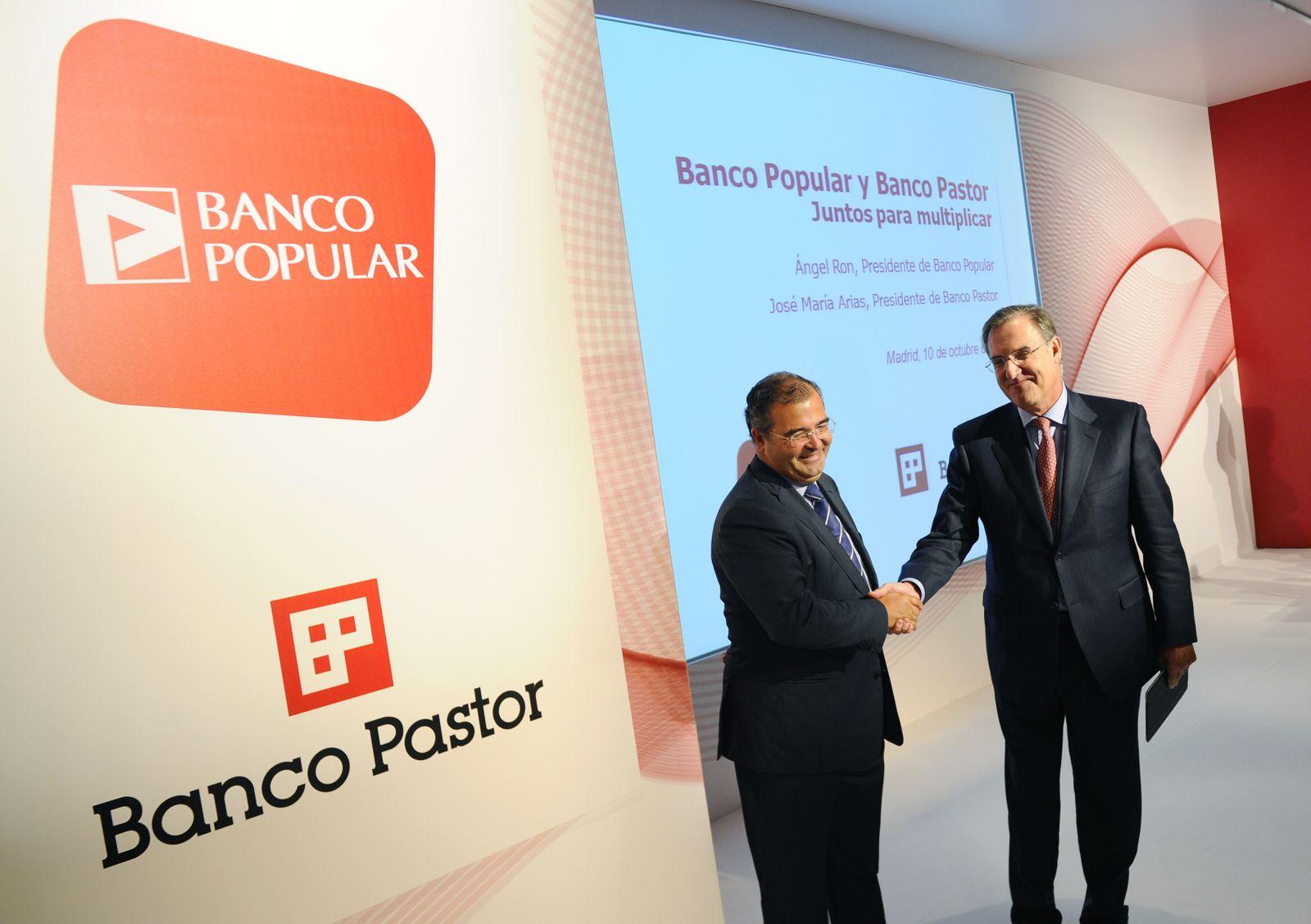 Banco Popular / Spanien