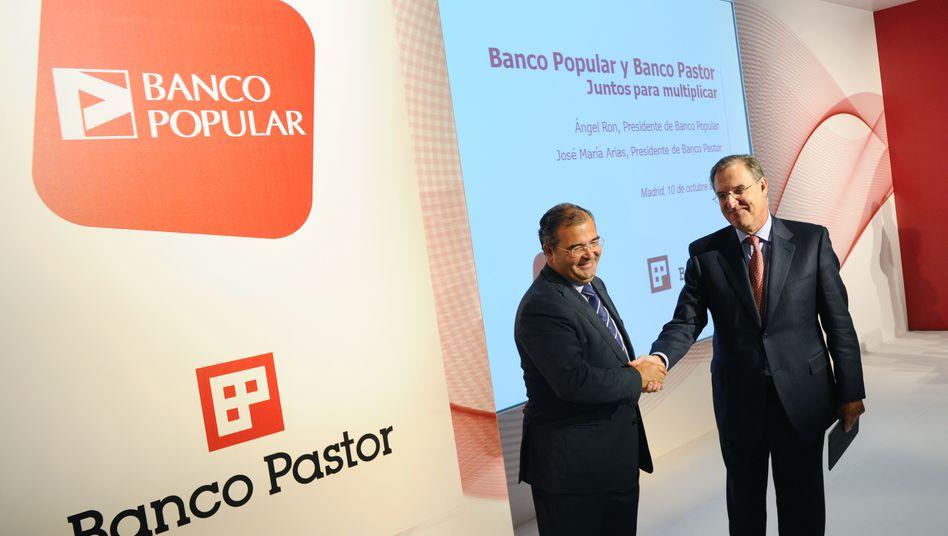 Die Banco Popular ist eine der führenden mittelgroßen Banken von Spanien