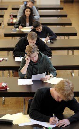 Entspannte Prüfung: Jeder kann seinen eigenen Stresstest entwickeln