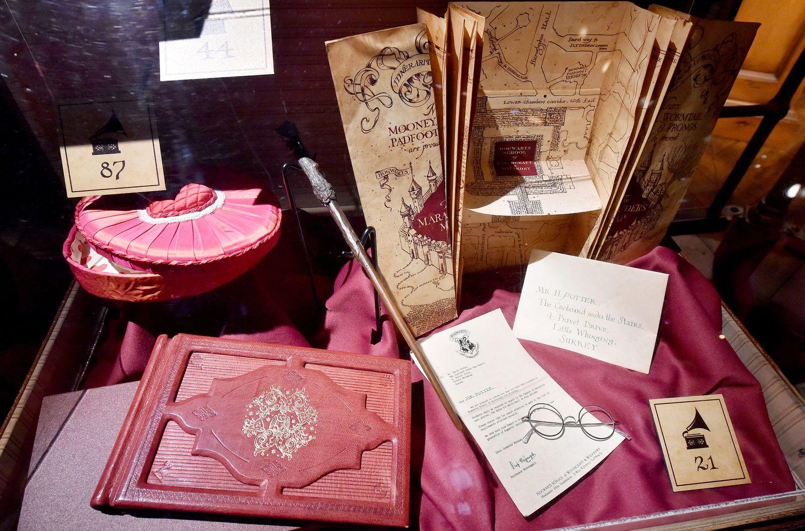 Ausstellung/ Harry Potter