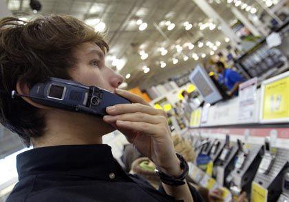 Sprint Nextel: Verlustreiche Geschäfte
