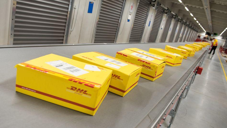 DHL-Pakete: Die Personal- und Transportkosten sind in der Vergangenheit deutlicher als die Preise gestiegen