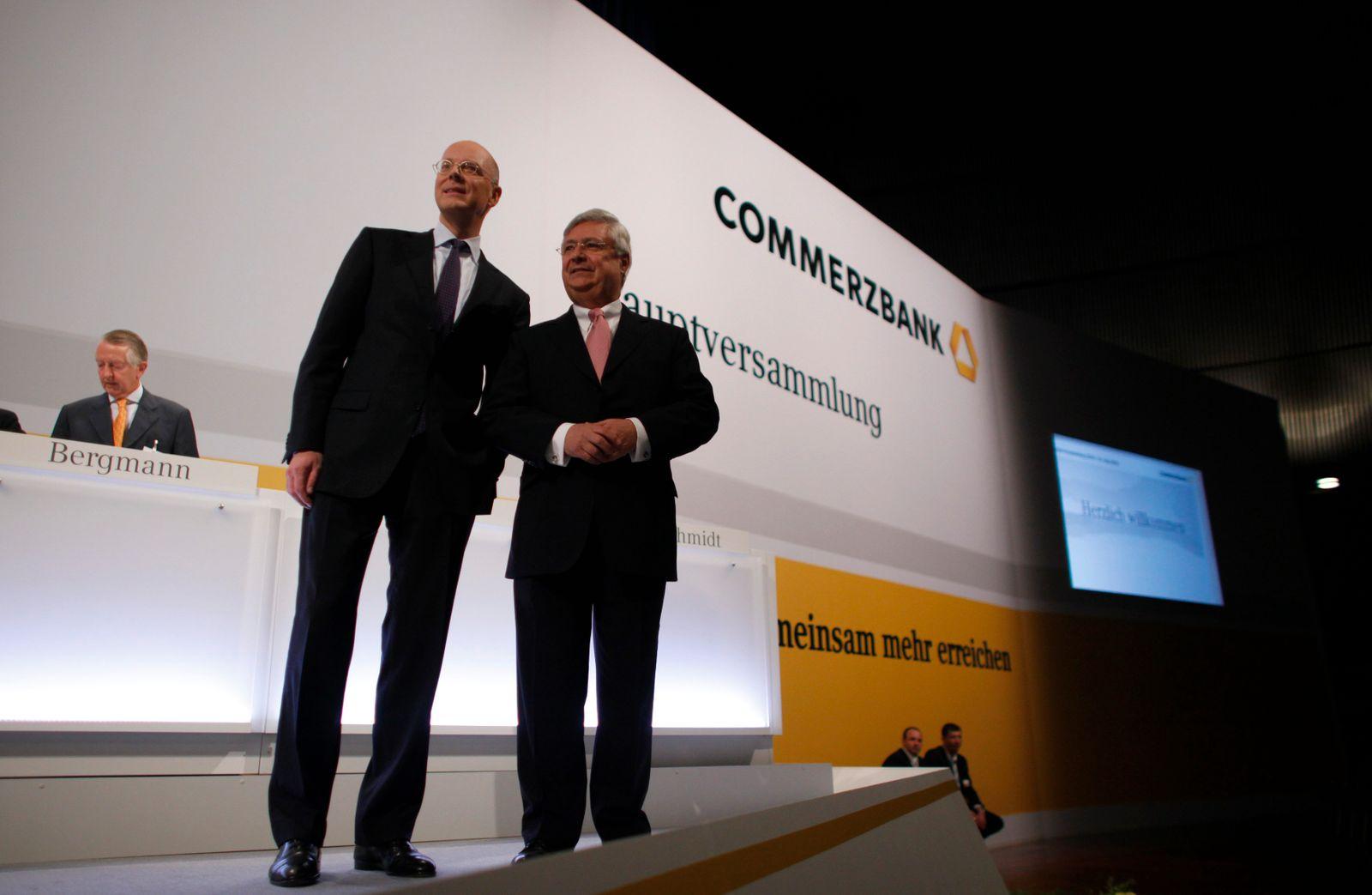 THEMEN Wirtschaft Commerzbank