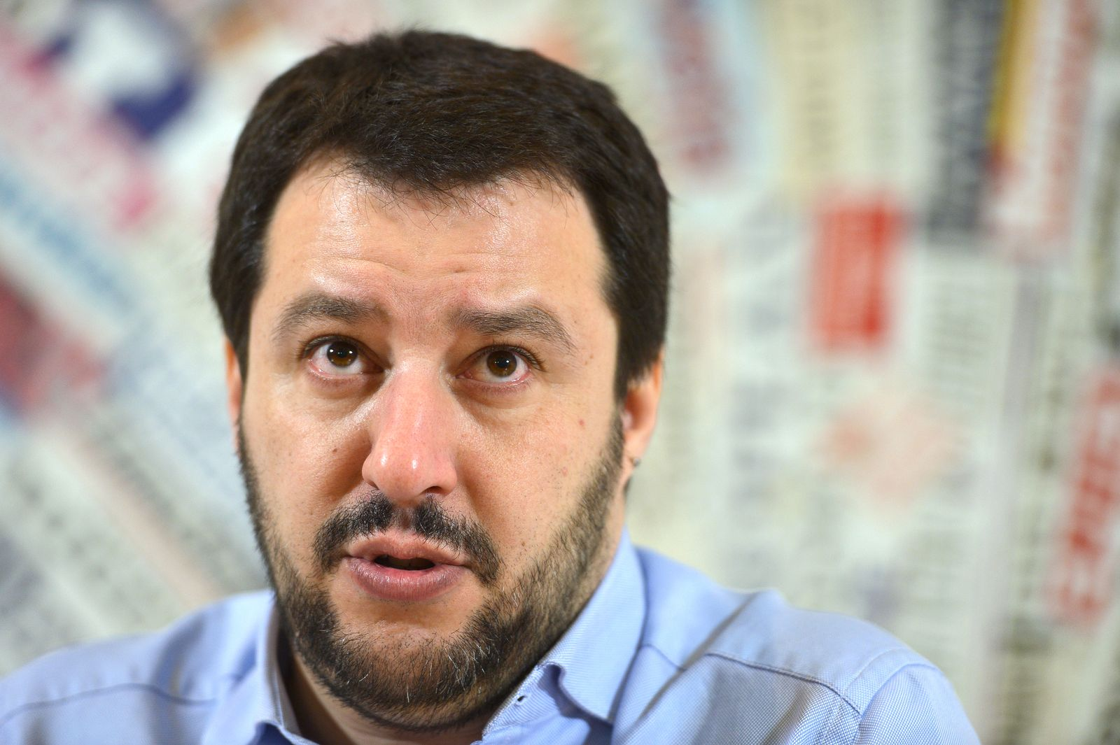 Venedig / Referendum / Salvini