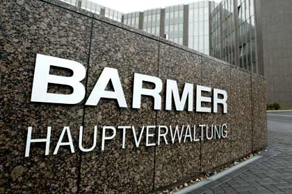 Barmer: Nach Fusion mit Gmündner sind 8,6 Millionen Menschen unter einem Dach versichert