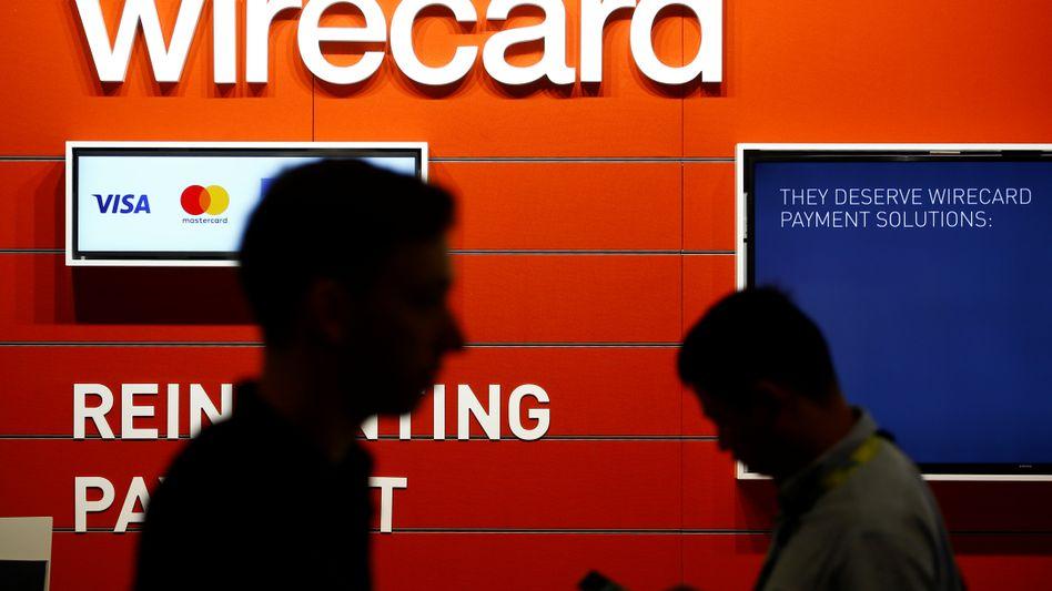 """Wirecard: Die Aktie des Zahlungsabwicklers war nach einem Bericht der """"FT"""" eingebrochen"""