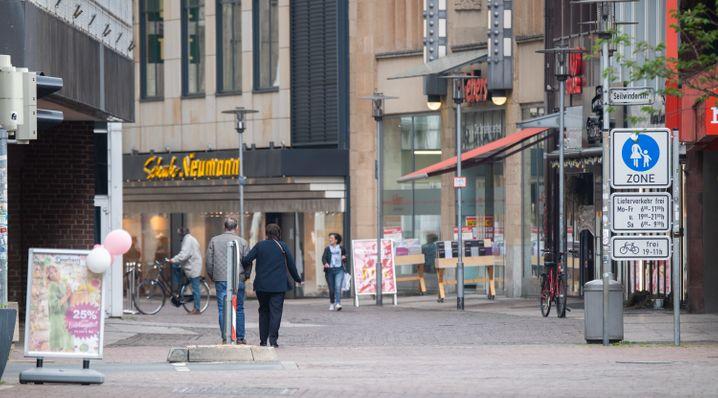 In Niedersachsen darf die Gastronomie schrittweise ab 11. Mai wieder öffnen