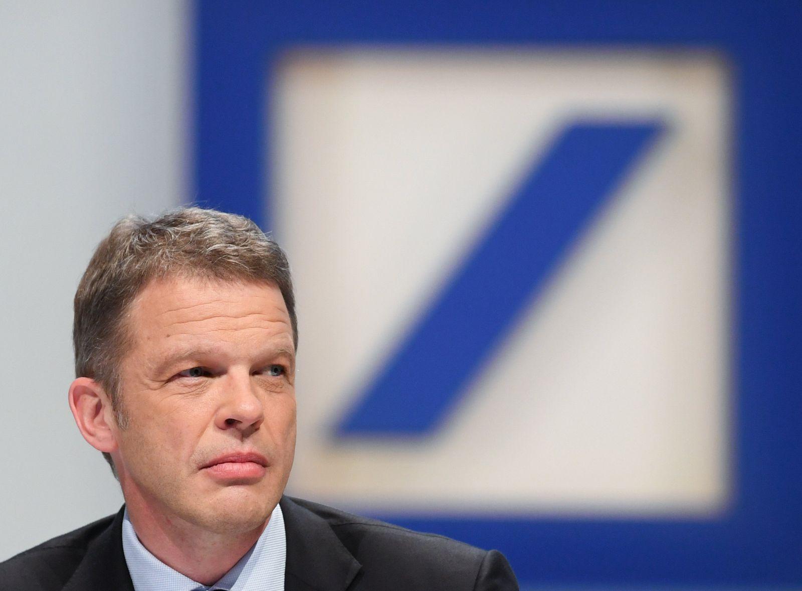 Deutsche Bank - Christian Sewing