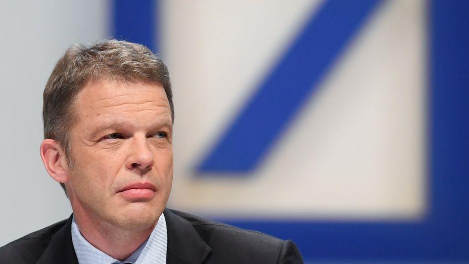 Christian Sewing: Auch der Chef der Deutschen Bank sagte am Donnerstag vor dem Wirecard-Untersuchungsausschuss aus
