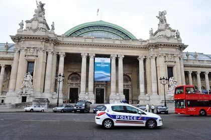 Grand Palais in Paris: In Frankreich ist die Arbeitslosigkeit im Januar in die Höhe geschnellt