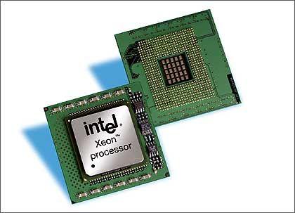 Intel Xeon: Kampf um Marktanteile im Servermarkt