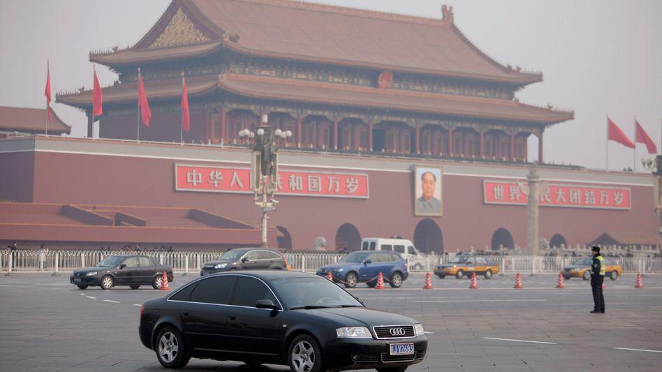 Audi in China: Deutsche Hersteller beherrschen den Oberklassemarkt