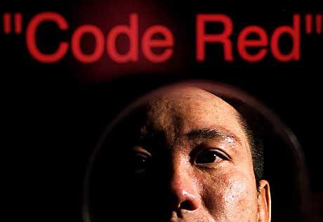 """Umtriebiger Virsus: """"Code Red"""" in Asien"""