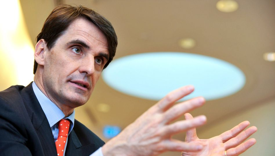 Jean-Baptiste de Franssu: Der französische Geschäftsmann leitet ab sofort die Vatikanbank und soll sie weiter reformieren