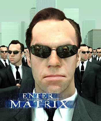 Matrix: Agent Smith