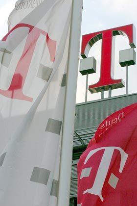Bisher nicht profitabel: Auch an der Telekom hält Blackstone Anteile in Milliardenhöhe
