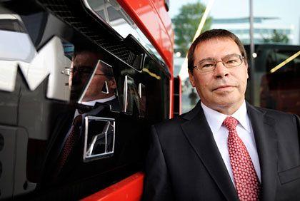 """""""Personellen Neuanfang ermöglichen"""": MAN-Nutzfahrzeugchef Anton Weinmann war auch Mitglied im Gesamtvorstand"""