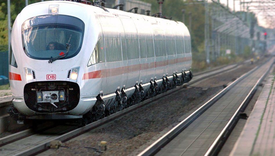Teure Gleise: Seit Mitte der 90er Jahre hat die Deutsche Bahn für ihre Schienen zu viel gezahlt