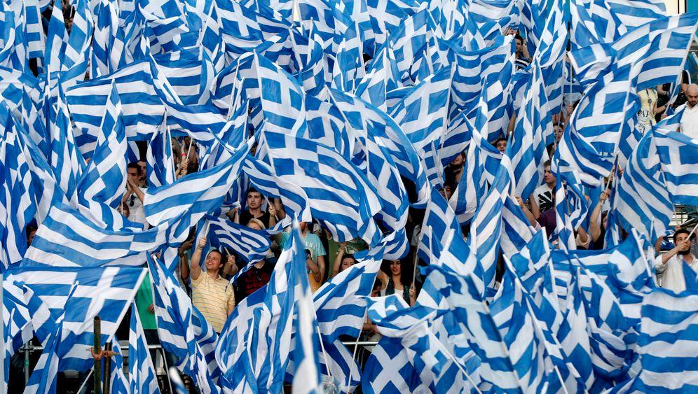 Abschied vom Euro-Konsens: Griechenlands neues Parteienspektrum
