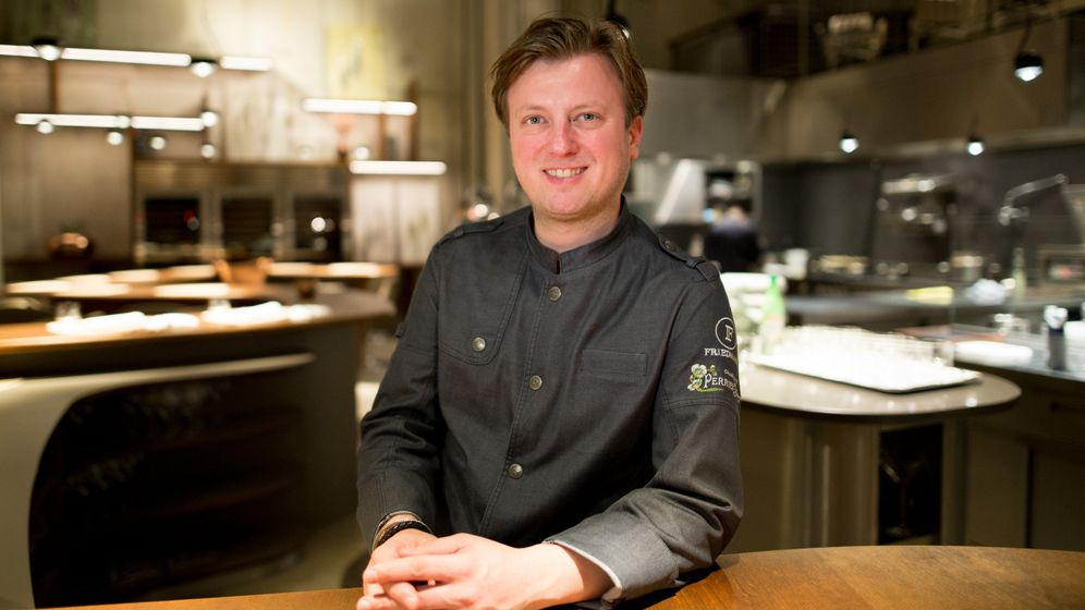 The Table: So speist man bei Kevin Fehling in Hamburg