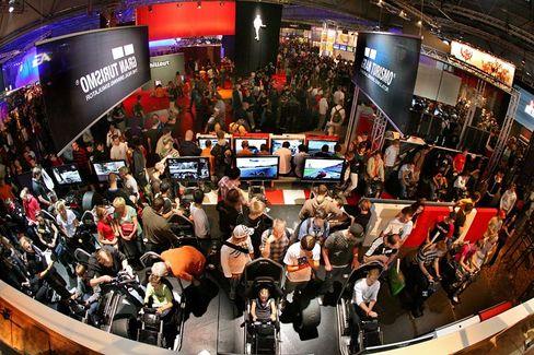 Geringeres Plus: Der Verkauf von Computerspielen leidet unter der Krise - auf hohem Niveau