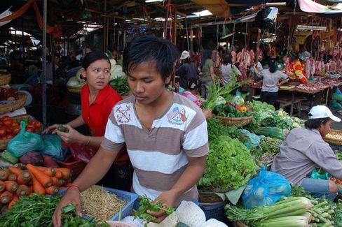 Direkt vom Markt: Khmer-Küche besticht durch absolute Frische