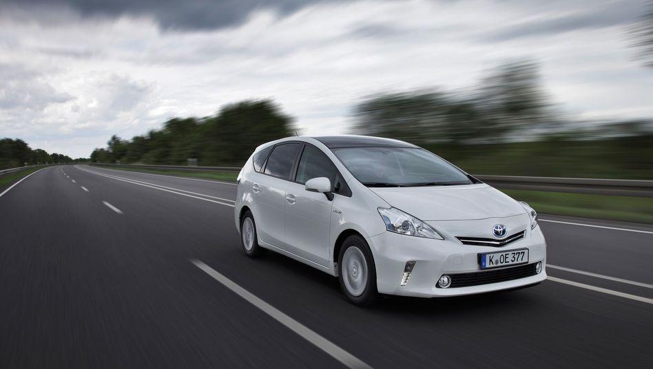 Hybridauto Toyota Prius: Toyota hilft derzeit auch der schwache Yen