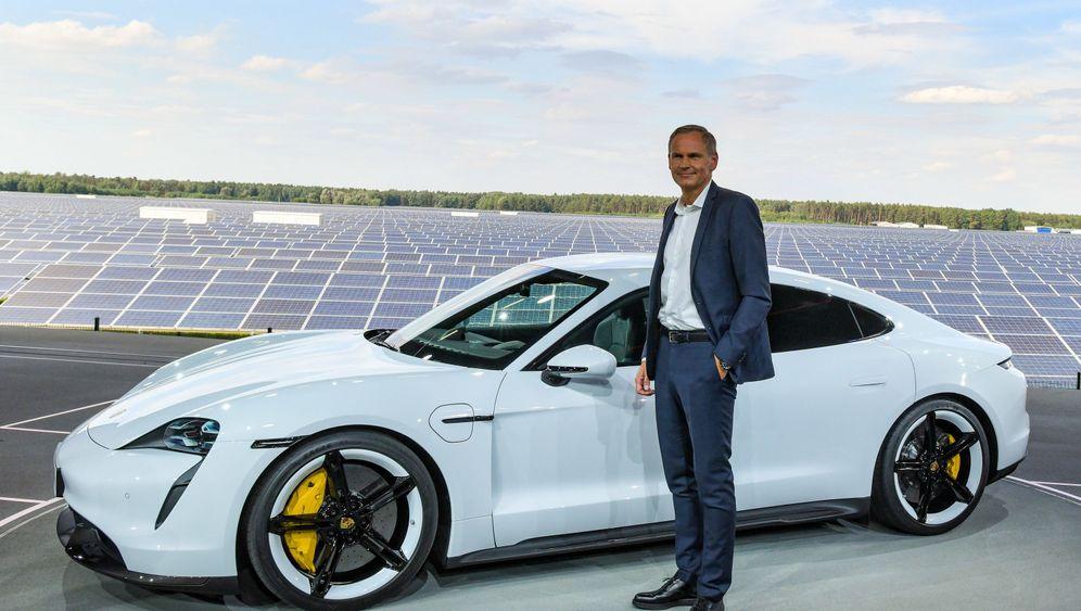 Elektro-Sportwagen: Das ist der Porsche Taycan