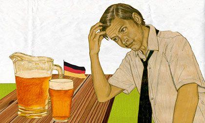 Knigge im Pub: Deutsche trinken nur große Biere