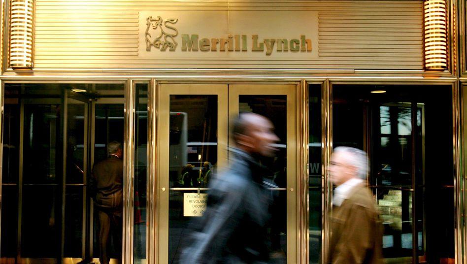 Goldenes Portal in New York: Investmentbanken setzen zu einer weiteren Sparrunde an