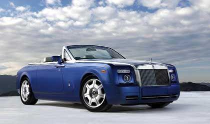 """Rolls-Royce Phantom Drophead Coupé: """"Wir werden bald die 1000 verkauften Rolls-Royce jährlich sehen"""""""