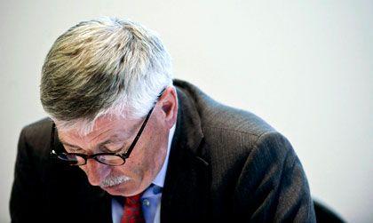 Es wird eng: Bundesbank-Vorstand Sarrazin hat sich mit seinen Interviewäußerungen ins Abseits manövriert