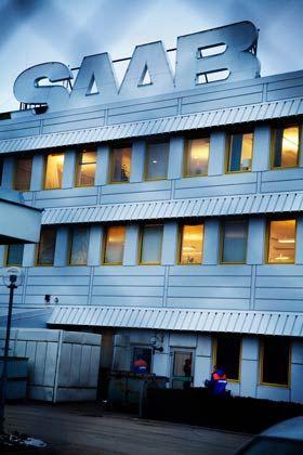 Noch brennen die Lichter: Saab meldet Insolvent an, will vorerst aber weiterproduzieren